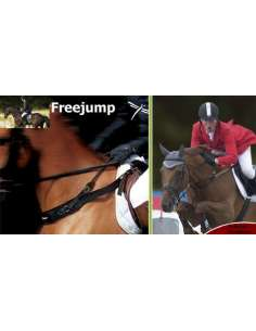 "Collier ""FREE JUMP"""