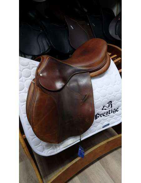"""OCCASION - Selle Childéric 18"""""""