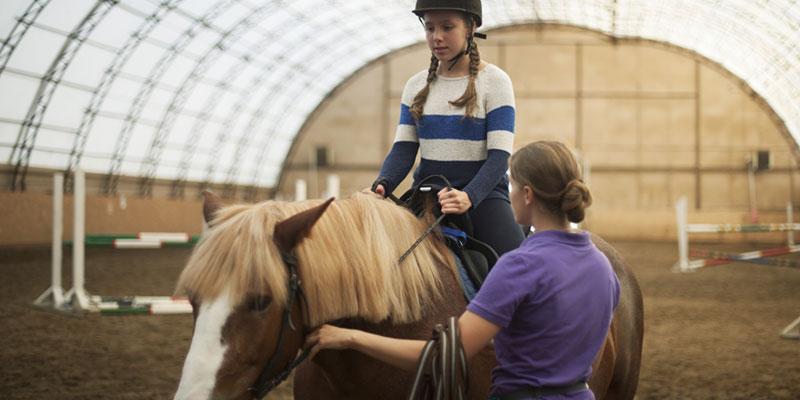 Professionnel equitation